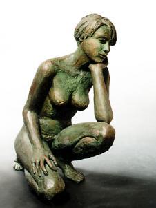 Sérénité 1999-95 cm hauteur