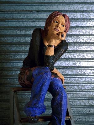 """""""Psyché, 2002"""", photo Pascal Despeaux"""