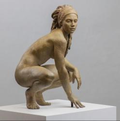 Coderch malavia walking in beauty bronze 71 cm