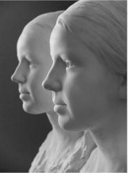 Jeunes filles profils