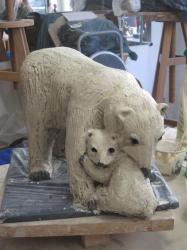 Maman ours et son petit