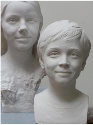 Portraits d enfants