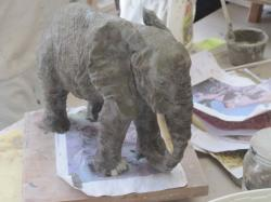 Sculpture e le phant2