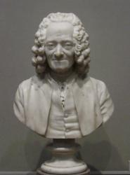 Voltaire buste